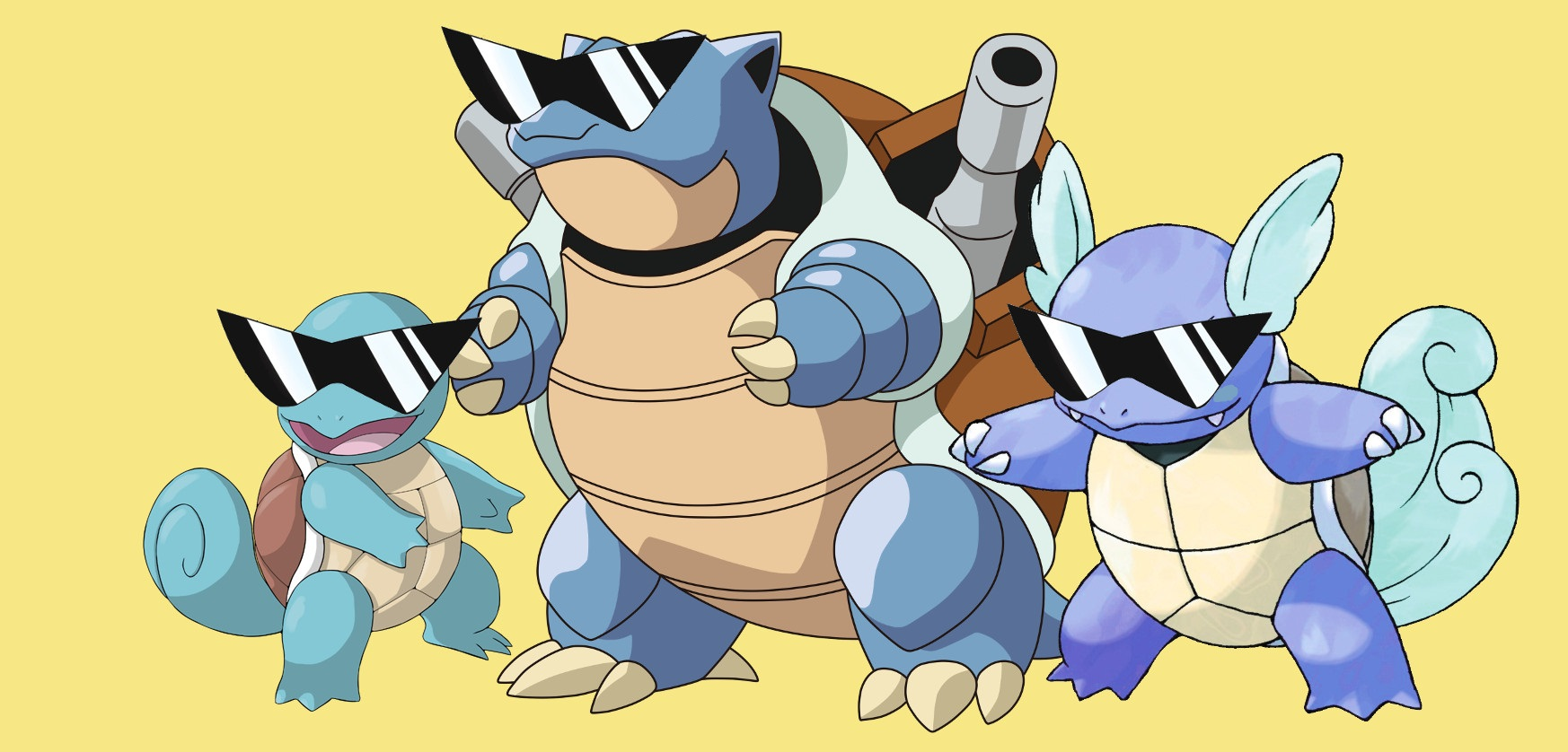 Photo of Sunglasses Squirtle Community Day July 8