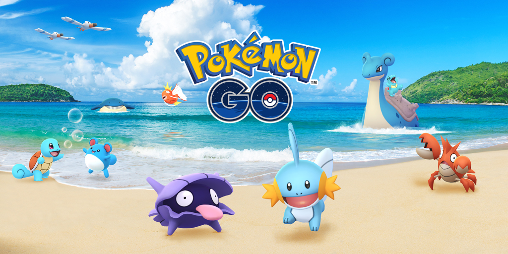 Photo of Pokemon Go Water Event Quests and Rewards