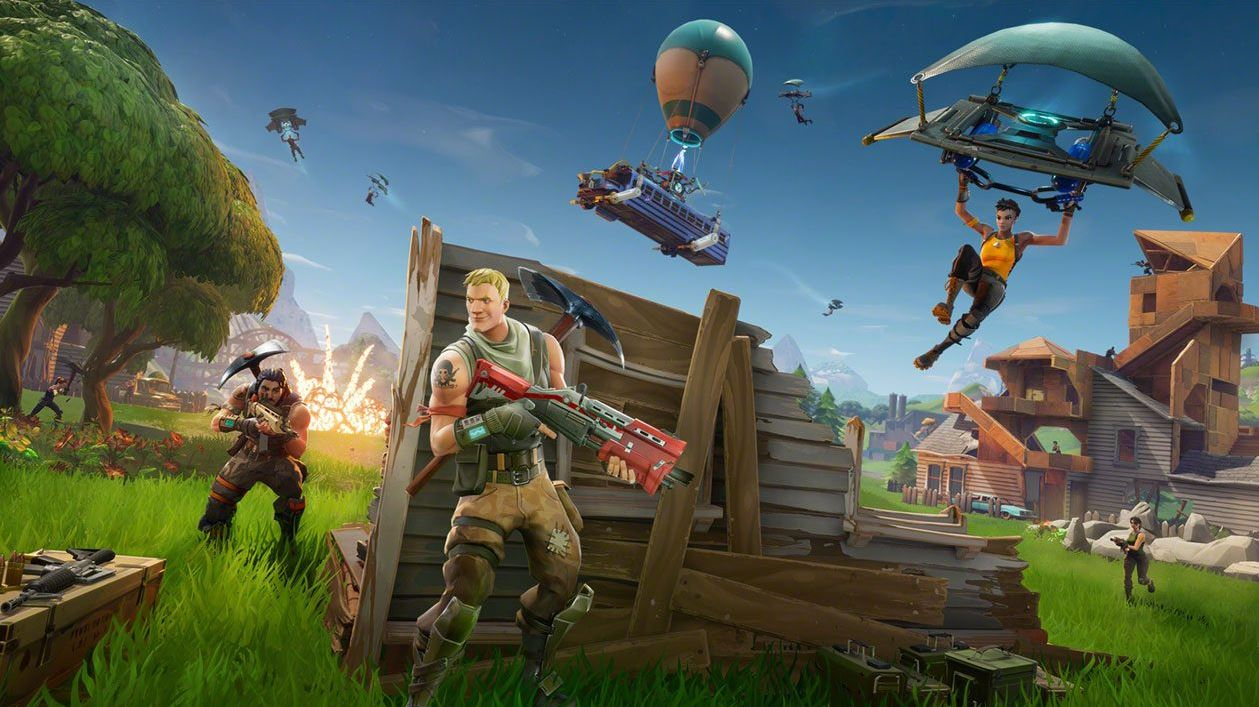 Photo of Fortnite's Playground Limited Time Mode is back online