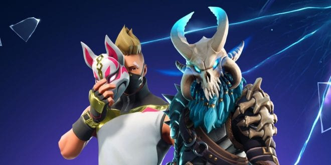Fortnite Season 5 Max Level Battle Pass Skins How Do They Look Like