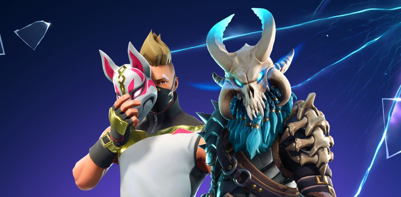 Photo of Fortnite Season 5 is now live, Brings Golf Courts, Map changes and ATK With a Bounce Padded Roof