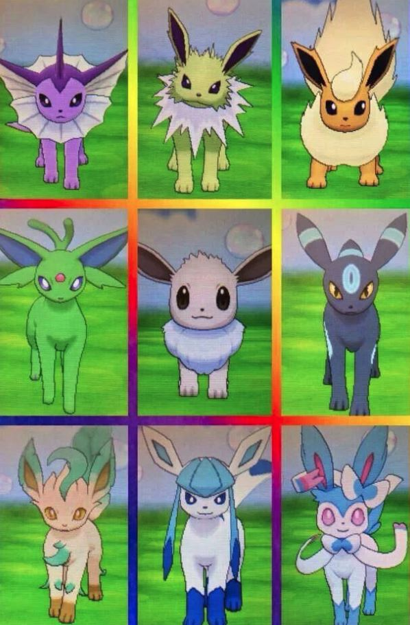 Pokemon Go Eevee Community Day 100 IV Chart – FGR - ZetGaming