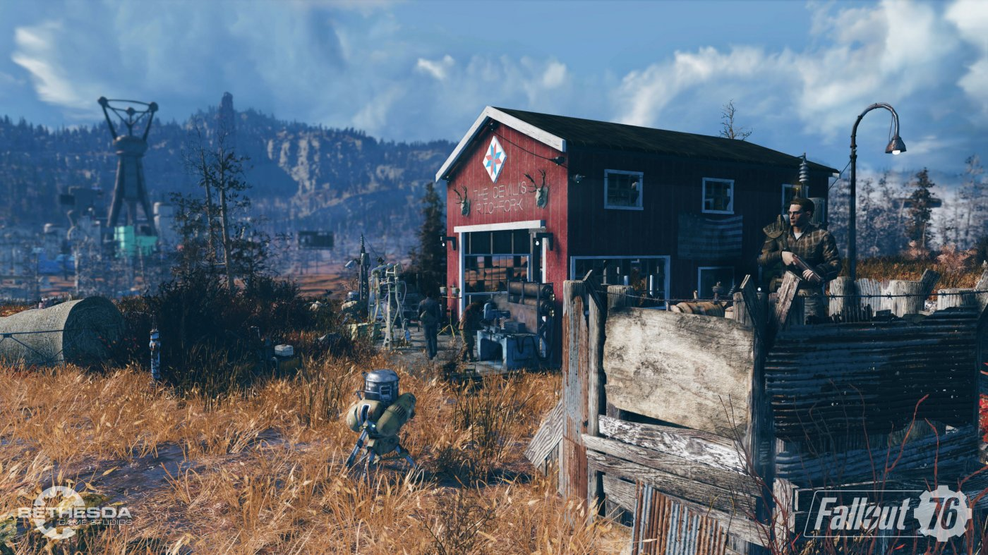 Photo of Fallout 76 Patch 9 detailed, Vending Machines as the best addition to the game