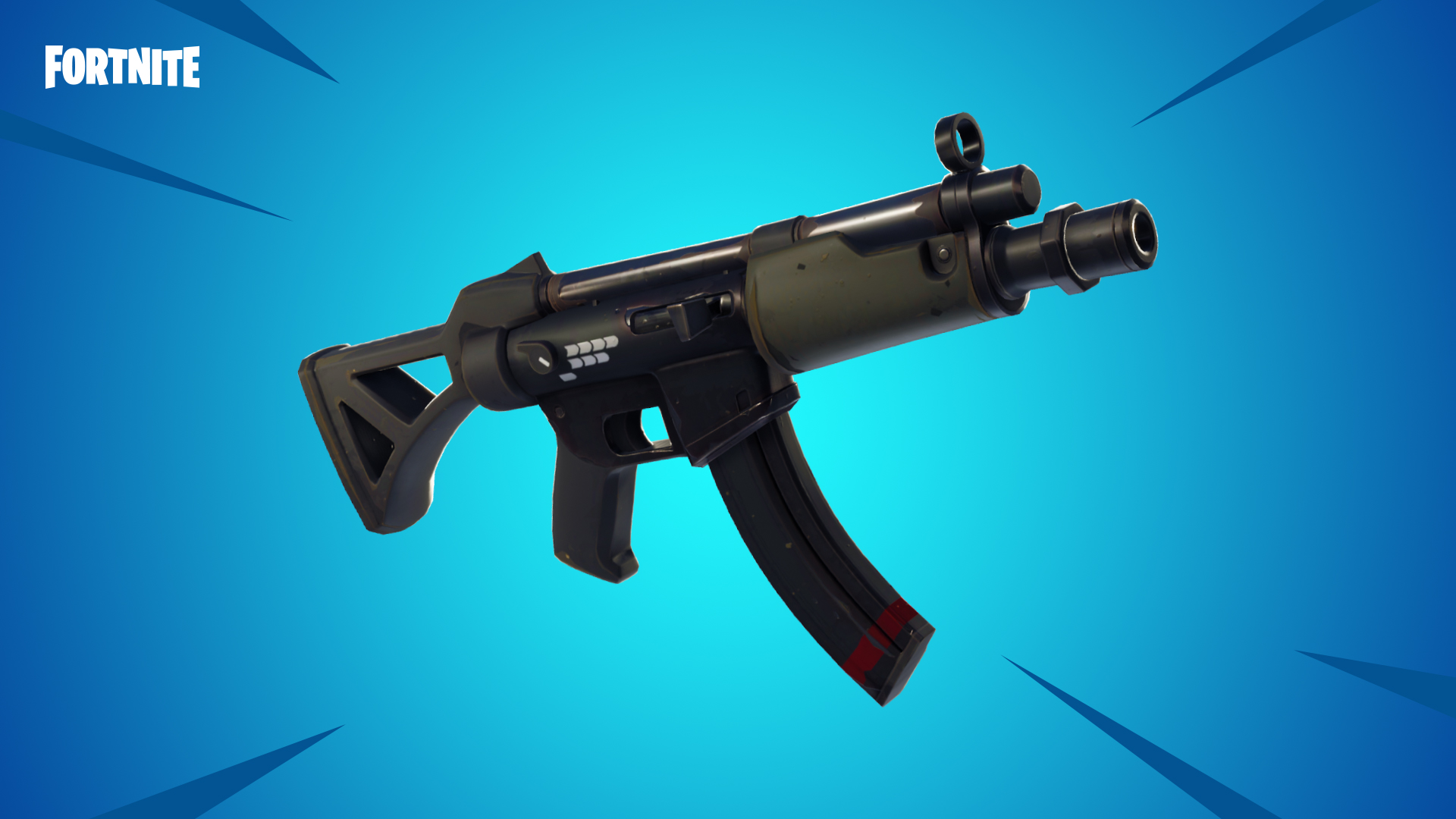 Photo of Fortnite's V5.0 Content Update Replaces the Tactical SMG with a new One
