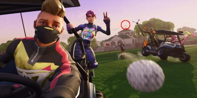 Fortnite Road Trip Week 2 – Where is the Hidden Star
