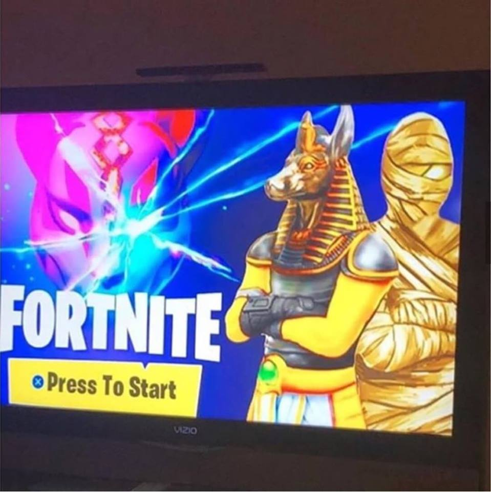Photo of This is most likely to happen in Fortnite's Season 5, Leaked Image Pinpoints Ancient Egyptian Era