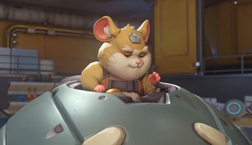 Photo of Wrecking Ball is coming to Overwatch during the next week