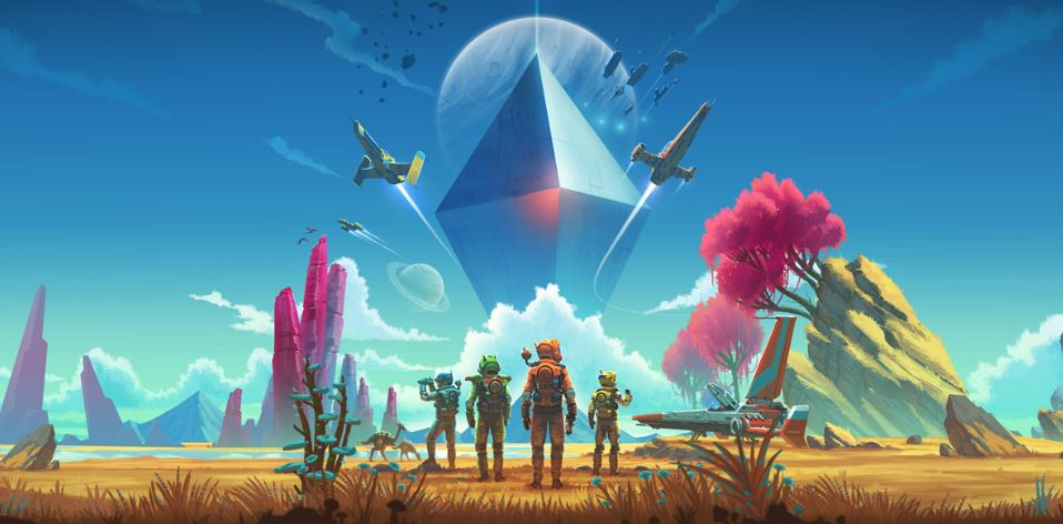 Photo of No Man's Sky Update Release Time on PS4, Xbox One and PC
