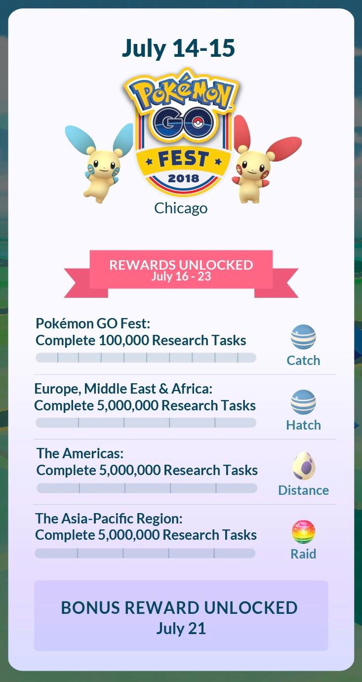 pokemon go new day event