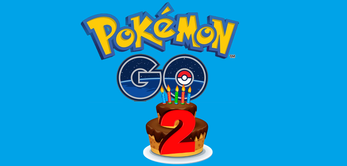Photo of Pokemon Go Second Anniversary is on July 6, Get Ready for a New Event