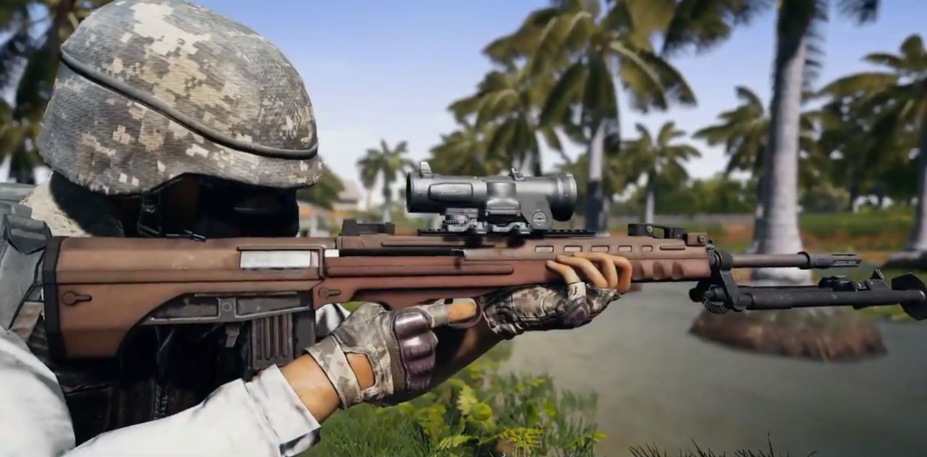 Photo of A brand new Bipod Enabled DMR is coming to PUBG