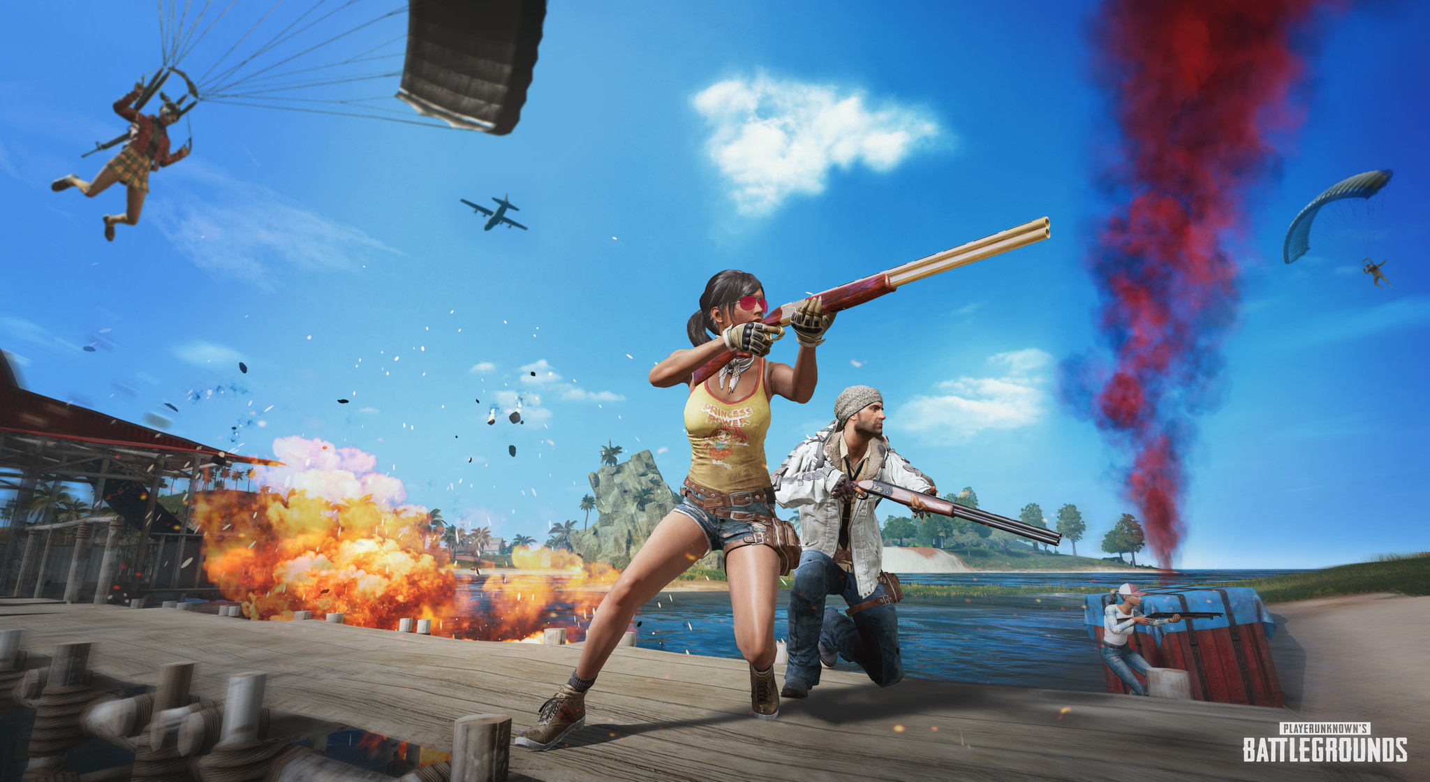Photo of PUBG's new event mode is War Mode: Huntsmen and Marksmen