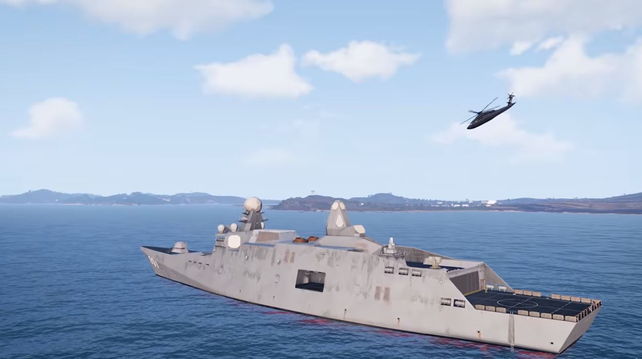Photo of Arma 3 Encore Update is Live, Adds New Destroyer Ship, SAM Systems and more