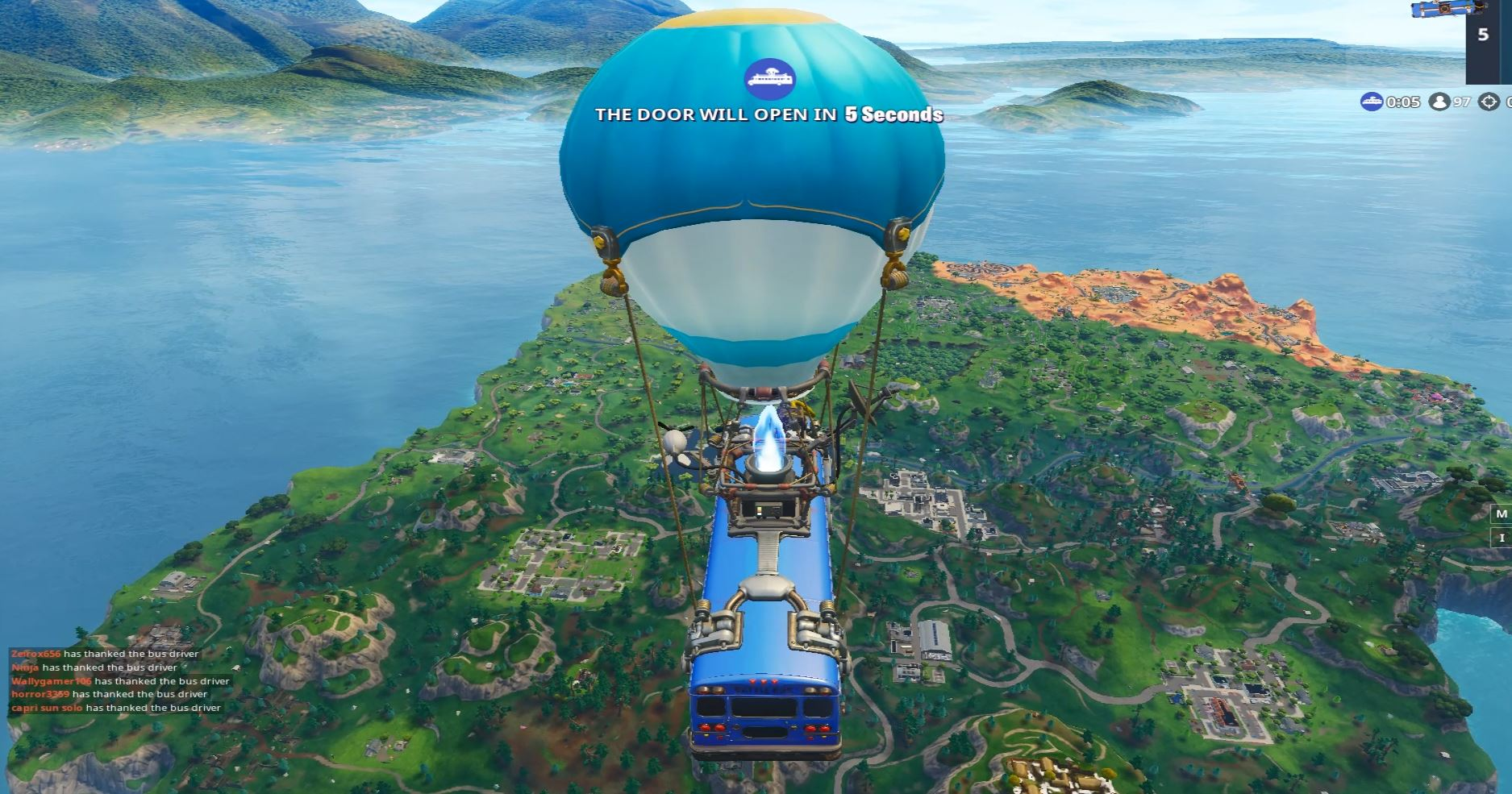 Photo of Do not Forget to Thank the Battle Bus Driver in Patch 5.30