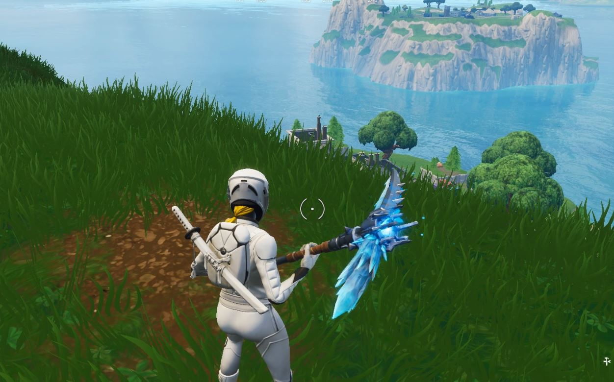 Photo of Search Between Three Oversized Seats in Fortnite Week 8