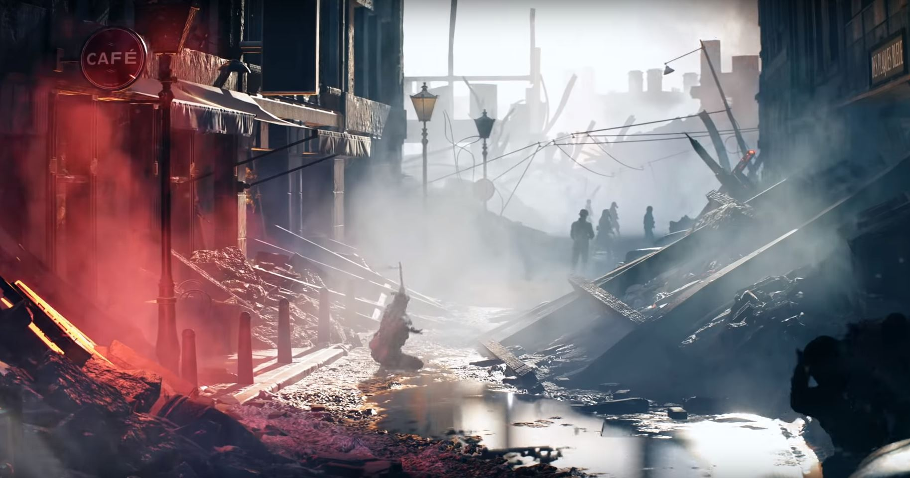 Photo of Battlefield V official launch trailer