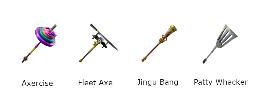 Photo of Fortnite Harvesters datamined in patch 5.20