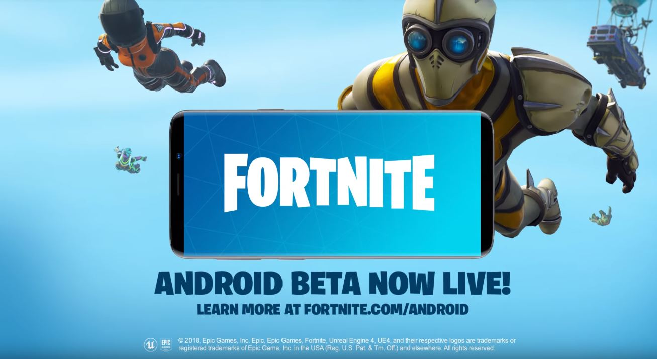 Photo of Fortnite Android Beta Launches This Week