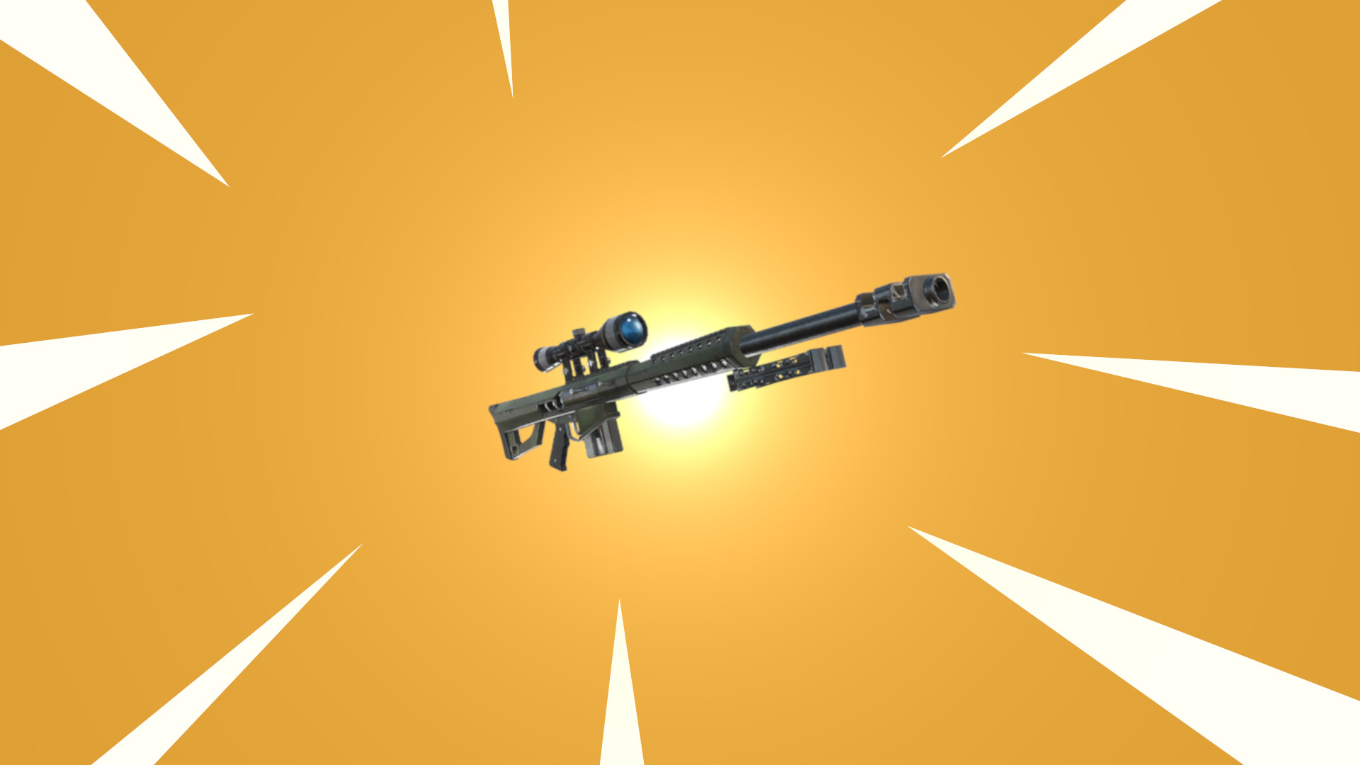 Photo of The Heavy Sniper is joining Fortnite BR Tomorrow