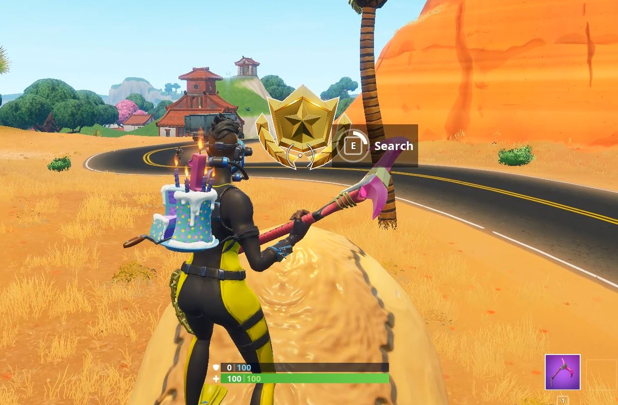 Photo of Fortnite Road Trip #4 – Where is the Hidden Star this Week