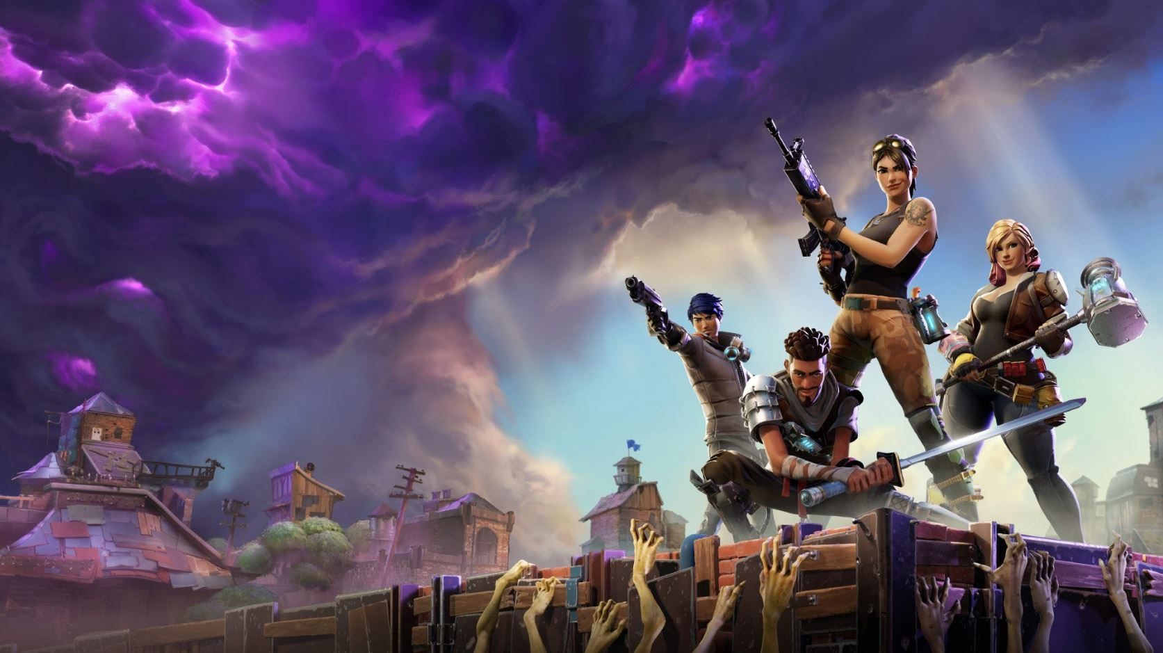 Photo of Epic Games' Save The World Leaves Early Access After 3 Years of Existence