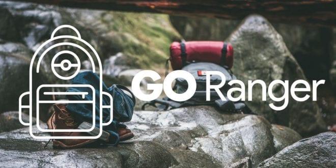 go ranger pokemon go app