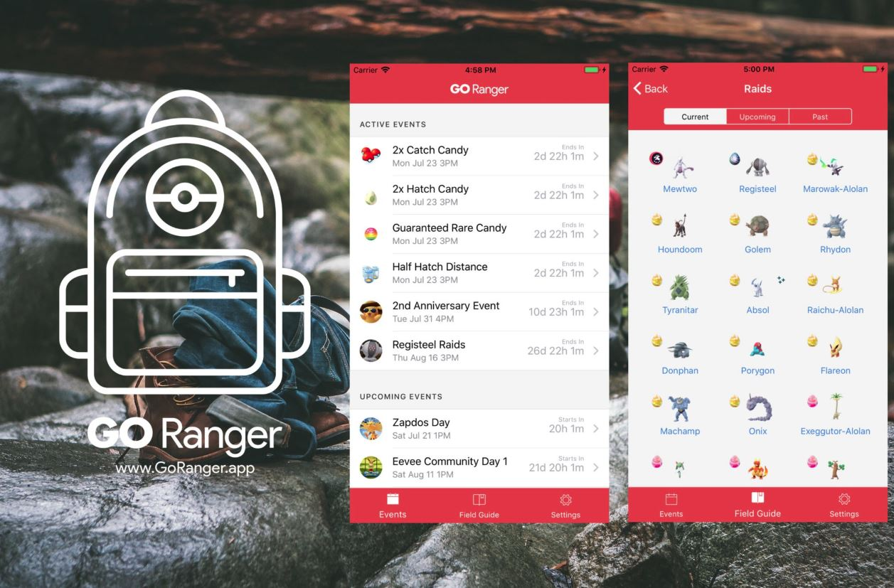 New Pokemon Go Ranger App Worth Your Attention, Available on