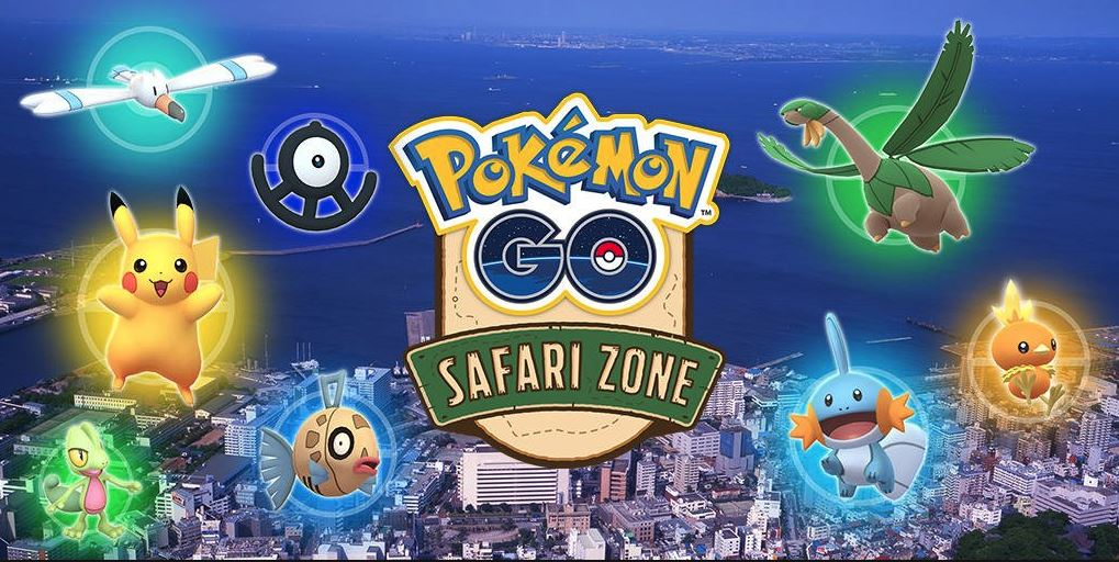 pokemon go safari zone global challenge yokosuka quests