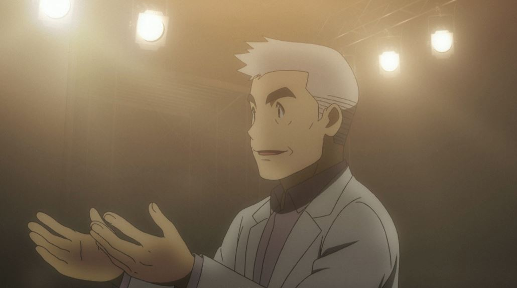 professor oak voice actor passed away from cancer