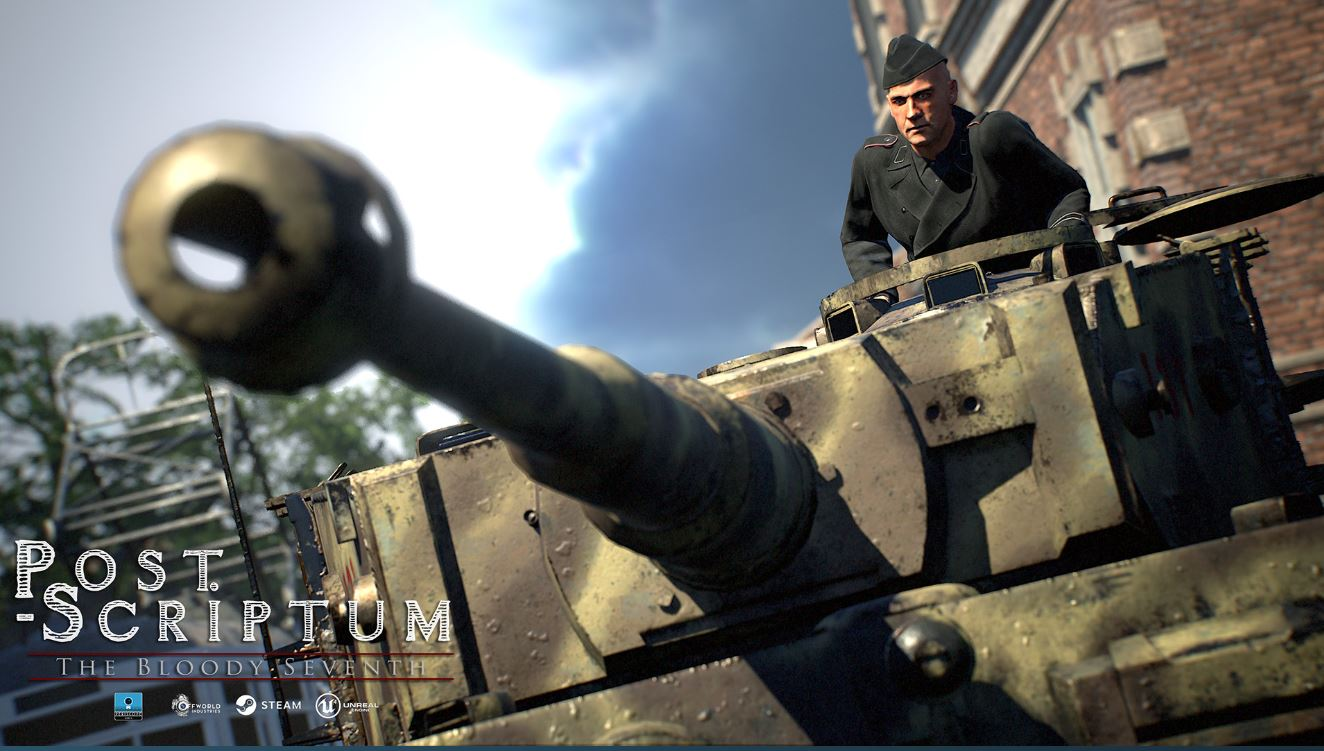 Photo of Post Scriptum, The World War 2 Simulation Shooter is finally Available on Steam
