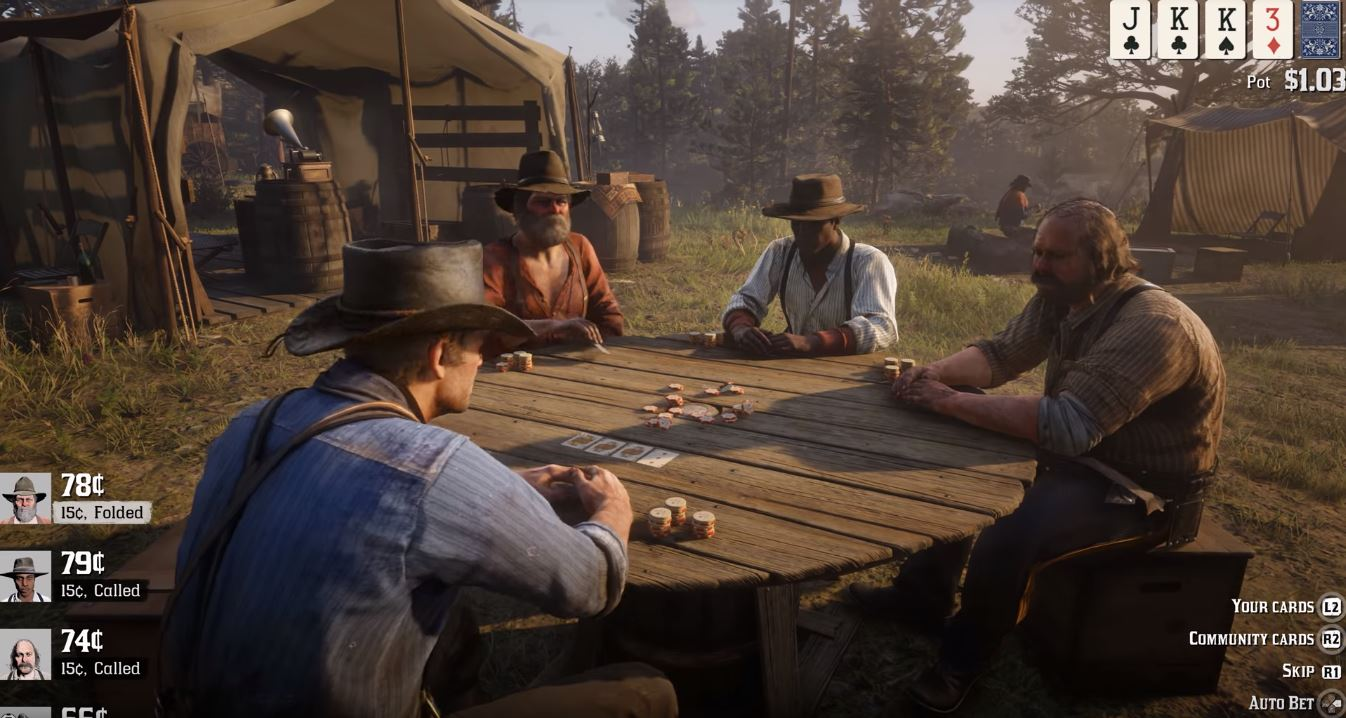Photo of Red Dead Redemption 2 Gambling as a Vital Survival Option