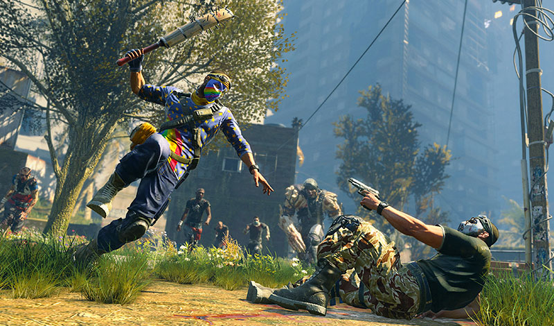 Photo of Dying Light: Bad Blood, a new Battle Royale experience coming in September