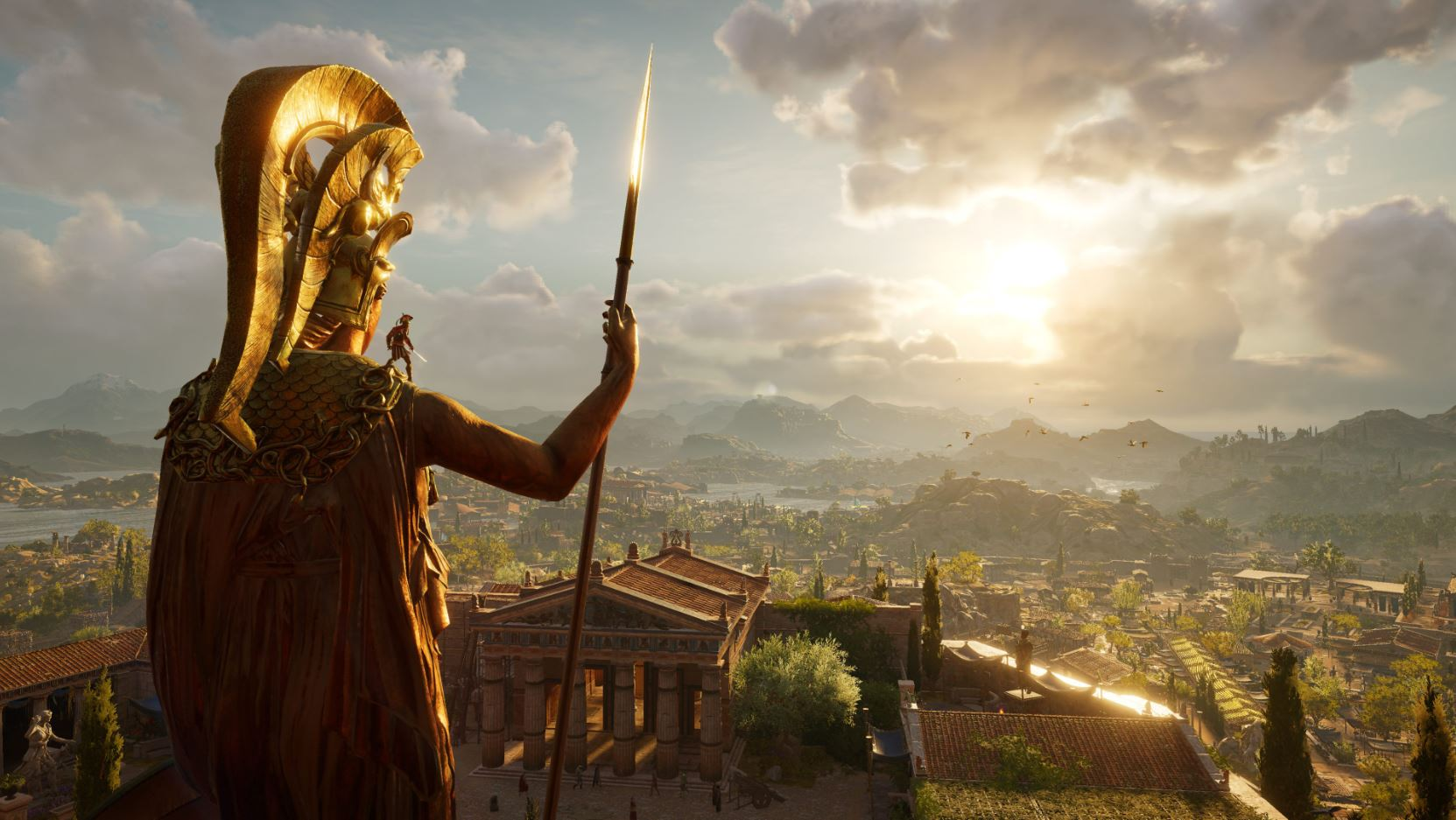 Photo of Official Assassin's Creed Odyssey Launch Trailer Pinpoints The Power of the Spartans