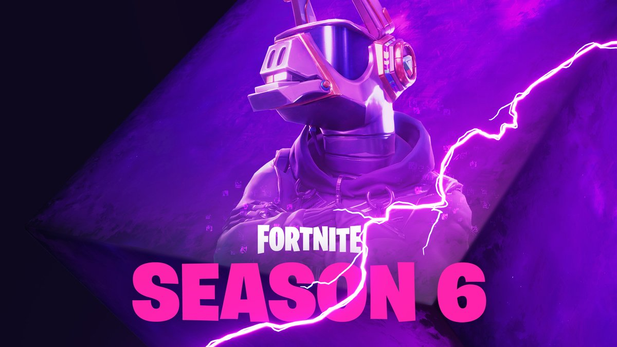 Photo of Fortnite's Season 6 Teaser Somewhat Implies That There Will be a Live Event