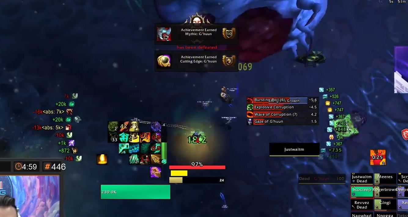 Photo of Method Retains The World First Title As They Slay G'huun After Quite an Exhausting Fight