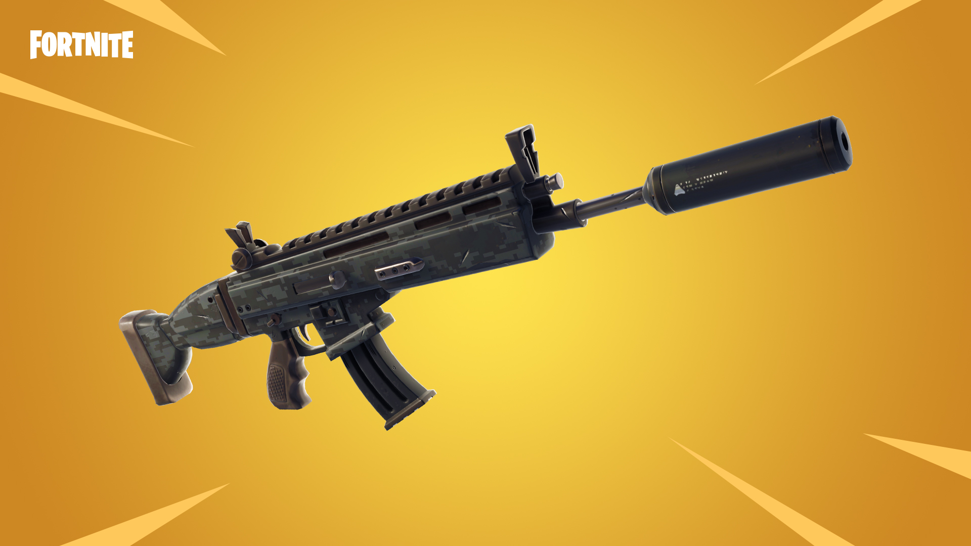 Photo of Fortnite 5.40 Vaults Drum Gun, Suppressed Assault Rifle Released
