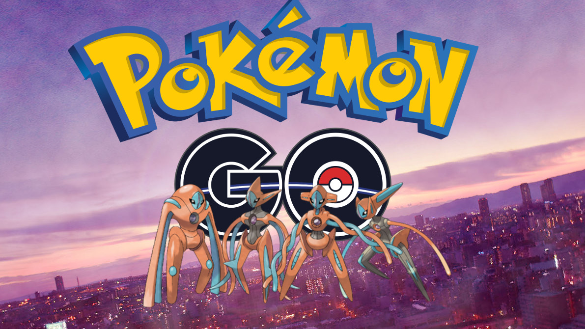 Photo of Pokemon Go Deoxys Coming to EX Raid Battles