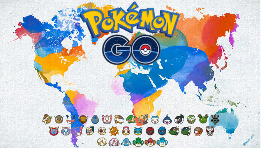 List of All Regional Exclusive Pokemon, Here is Where you can Find ...