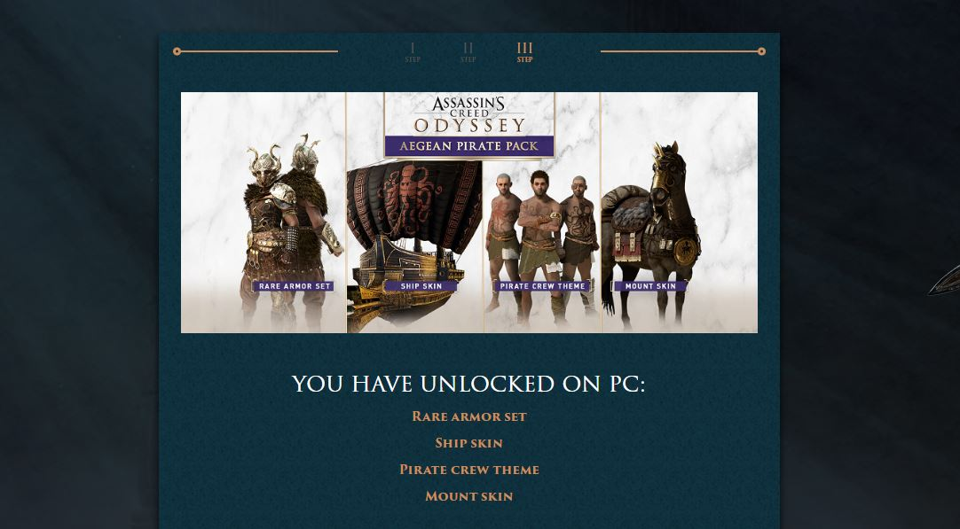Photo of Twitch Prime Offers Free Cosmetic Items for Assassin's Creed Odyssey