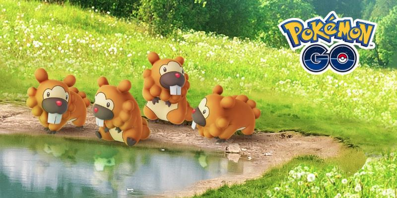 Photo of Pokemon Go Appreciation Day Event Featuring Bidoof