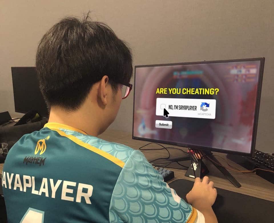 Photo of Optic India Player Caught Cheating During eXTREMESLAND LAN Tournament