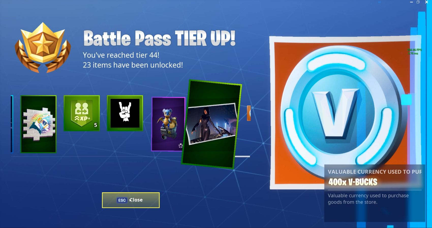 Photo of New Fortnite BUG Grants 44 Battle Pass Tiers