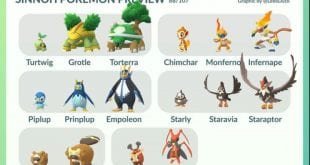 List of All Regional Exclusives Pokemon, Here is Where you can Find