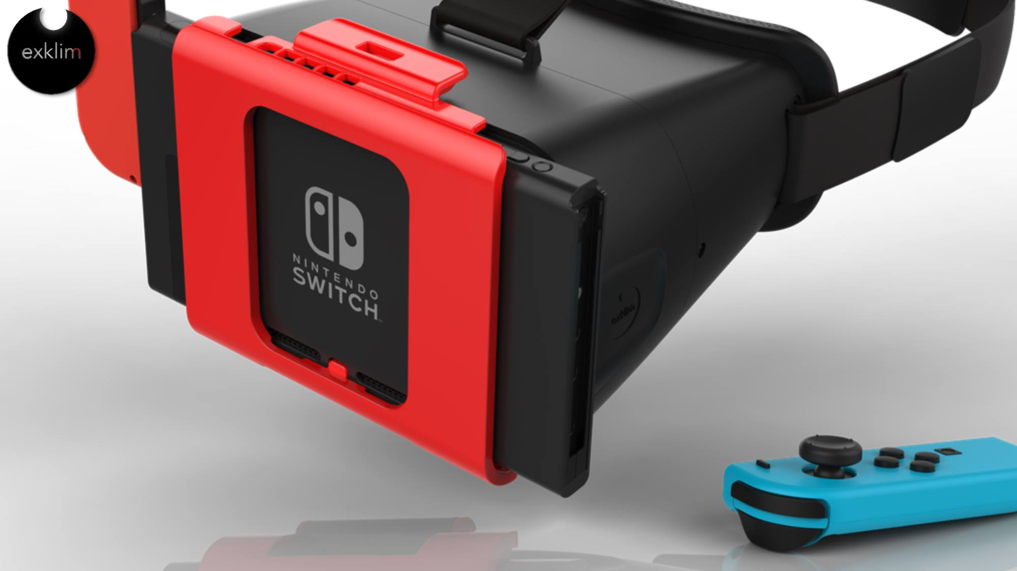 Photo of Nintendo Switch VR-style Headset developed by Canadian Company is about to Release