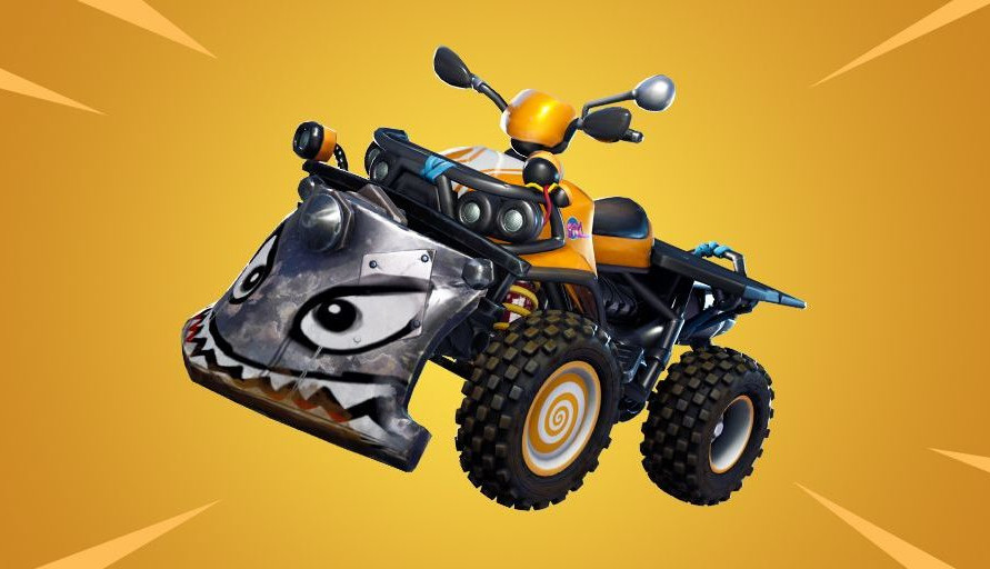 "Photo of New ""Quadrusher"" transport vehicle coming to Fortnite"