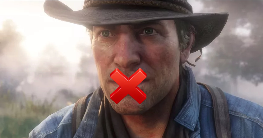 Photo of Red Dead Redemption 2 List of Banned Words
