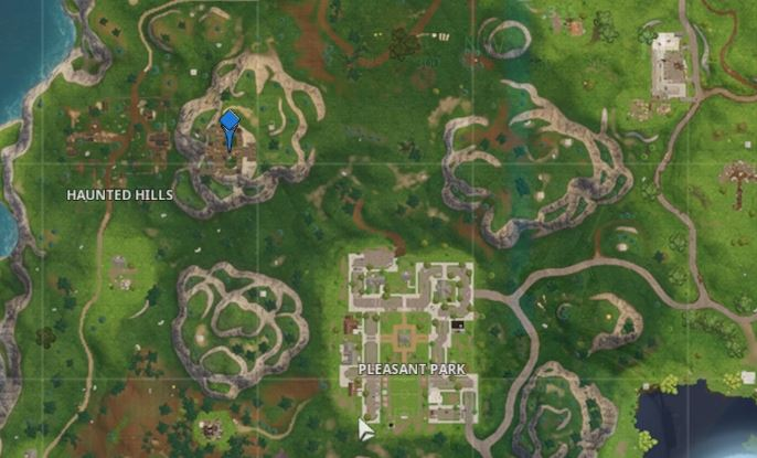 Photo of Fortnite Secret Battle Pass Star Location Week 5