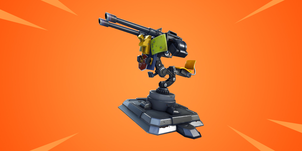 Photo of Mounted Turret, a new Legendary Item coming to Fortnite