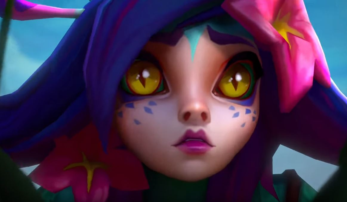 Photo of Neeko: The Curious Chameleon is the new Champion coming to League of Legends