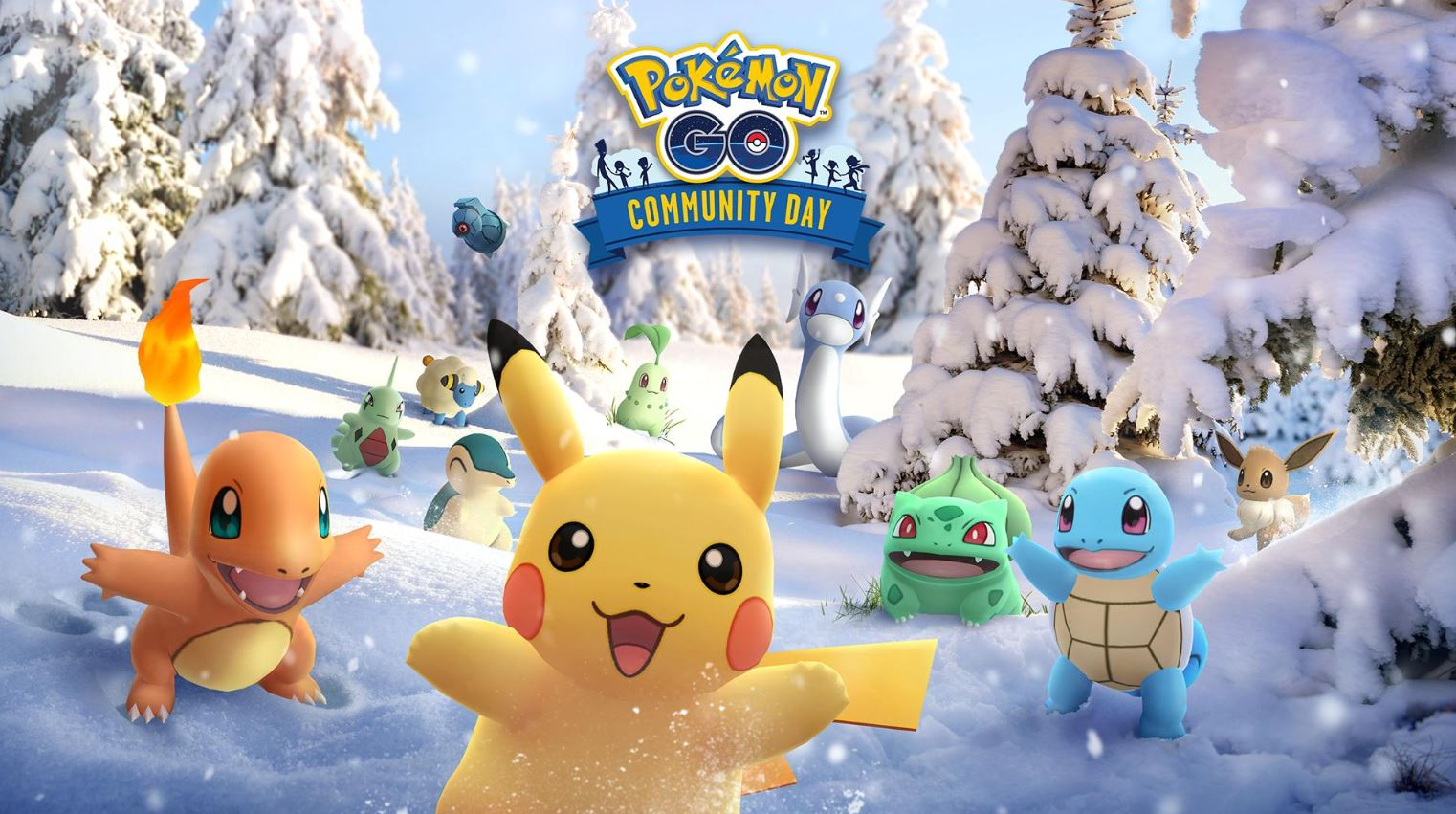 Photo of Pokemon Go December Community Day with Increased Shiny Form the Entire Weekend